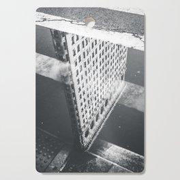 Flat Iron Building - NYC Reflection Cutting Board