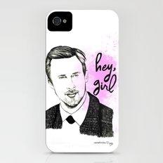 Ryan Gosling iPhone (4, 4s) Slim Case
