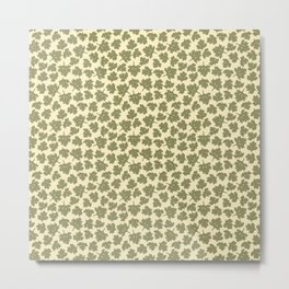 Foliage - English Meadow Collection Metal Print
