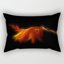 Monbretia Rectangular Pillow