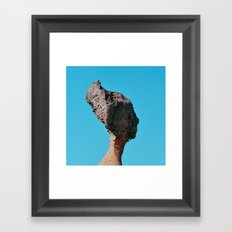 The Queen's Head Framed Art Print
