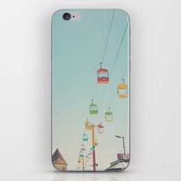 skyglider II iPhone Skin