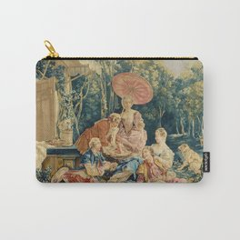 Pastoral Picnic Carry-All Pouch