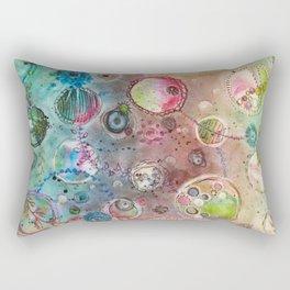 garden of universe Rectangular Pillow
