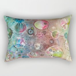 garden of universe Rectangular Pillow