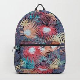 Tropical Leaves #04 Backpack