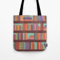 Books II Tote Bag