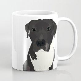 Atticus the Pit Bull Coffee Mug