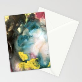 Color Flow Stationery Cards