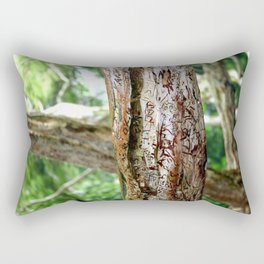 Friendship is Freedom - Singapure Rectangular Pillow