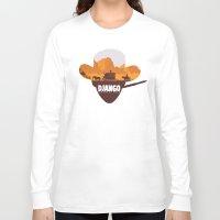 django Long Sleeve T-shirts featuring Django Unchained by TxzDesign