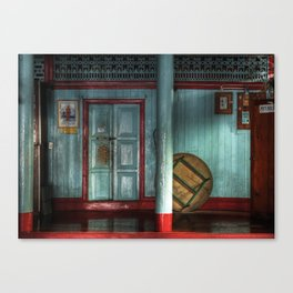 Mae Hong Son - Thailand Canvas Print