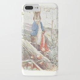 Peter Rabbit iPhone Case