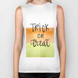 Trick Or Treat Biker Tank