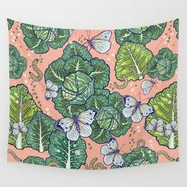 garden harmony Wall Tapestry