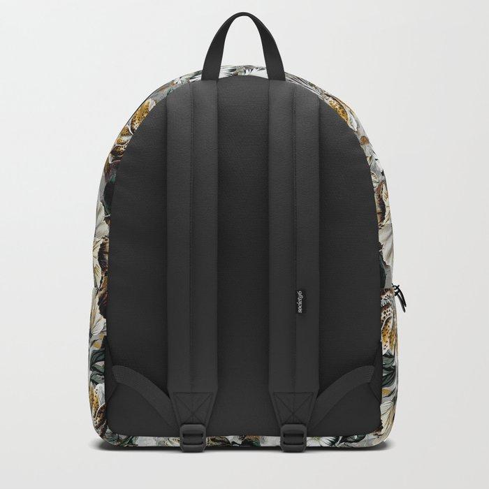 Botanical Gold Backpack