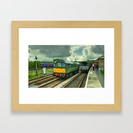 The Rat & Sprinter  Framed Art Print