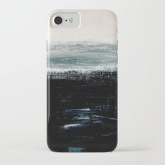 abstract minimalist landscape 3 Slim Case iPhone 7