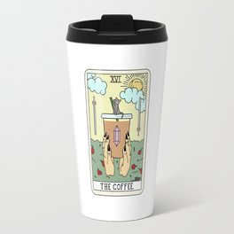 COFFEE READING Travel Mug