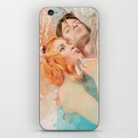 eternal sunshine of the spotless mind iPhone & iPod Skins featuring Eternal Sunshine of the Spotless Mind by reviandana