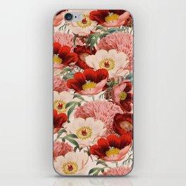 Vintage Garden #society6 iPhone Skin