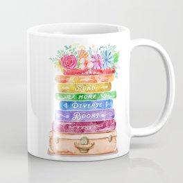 Diverse Books Coffee Mug