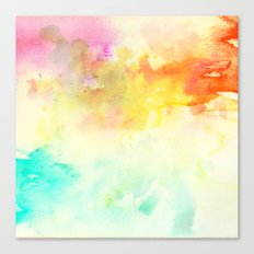 Heartened Canvas Print