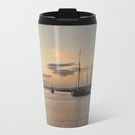 Towards open water Travel Mug