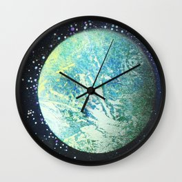 Beyond The Trees Wall Clock
