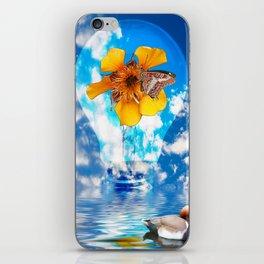 Flowering Bulb iPhone Skin