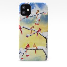 Winter Song 2 iPhone Case