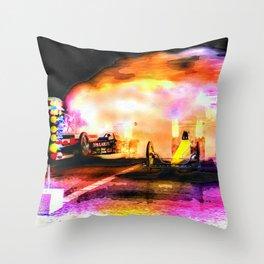 Beeline Tribute Throw Pillow