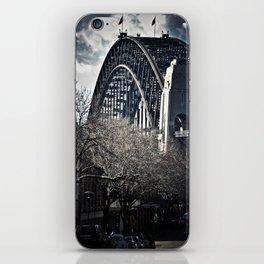 Sydney Harbour Bridge iPhone Skin