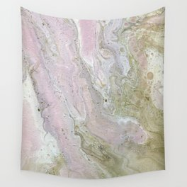 Rose Gold 5 Wall Tapestry