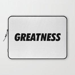 Greatness Laptop Sleeve