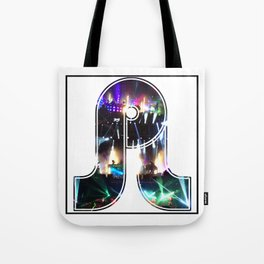 PRETTY LIGHTS Tote Bag