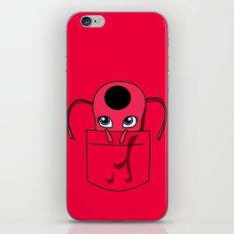 Tikki Pocket Tee iPhone Skin