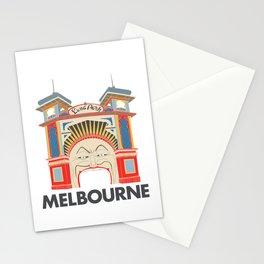 Luna Park Amusement Park, Melbourne Stationery Cards