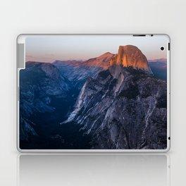 Sunkissed Half Dome at Sunset Laptop & iPad Skin