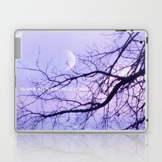 You are my sun, my moon, and all my stars. Laptop & iPad Skin