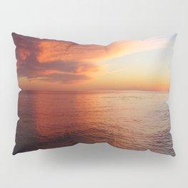 Mothership Sunset Pillow Sham