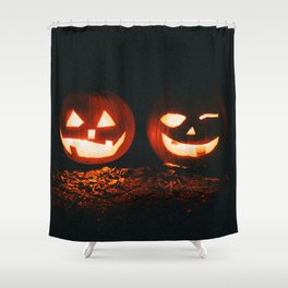 Jackolanterns Shower Curtain