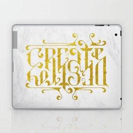 Create Destroy Laptop & iPad Skin