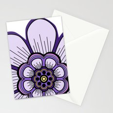 Flower 09 Stationery Cards