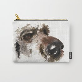 Dogface Golden Doodle Carry-All Pouch