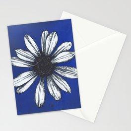 Symptom of Disorder in Cobalt Stationery Cards