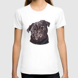 Autumn Pug T-shirt