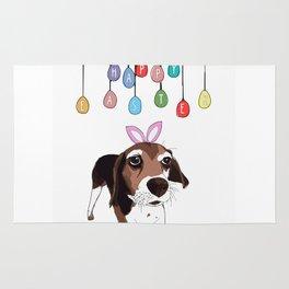 Happy Eater - Beagle Rug