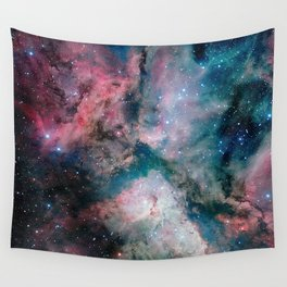 Carina Nebula - The Spectacular Star-forming Wall Tapestry