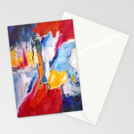 Come Down Isaiah 64 Christian Abstract Stationery Cards